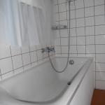 Appartement Zürich Bad und Dusche
