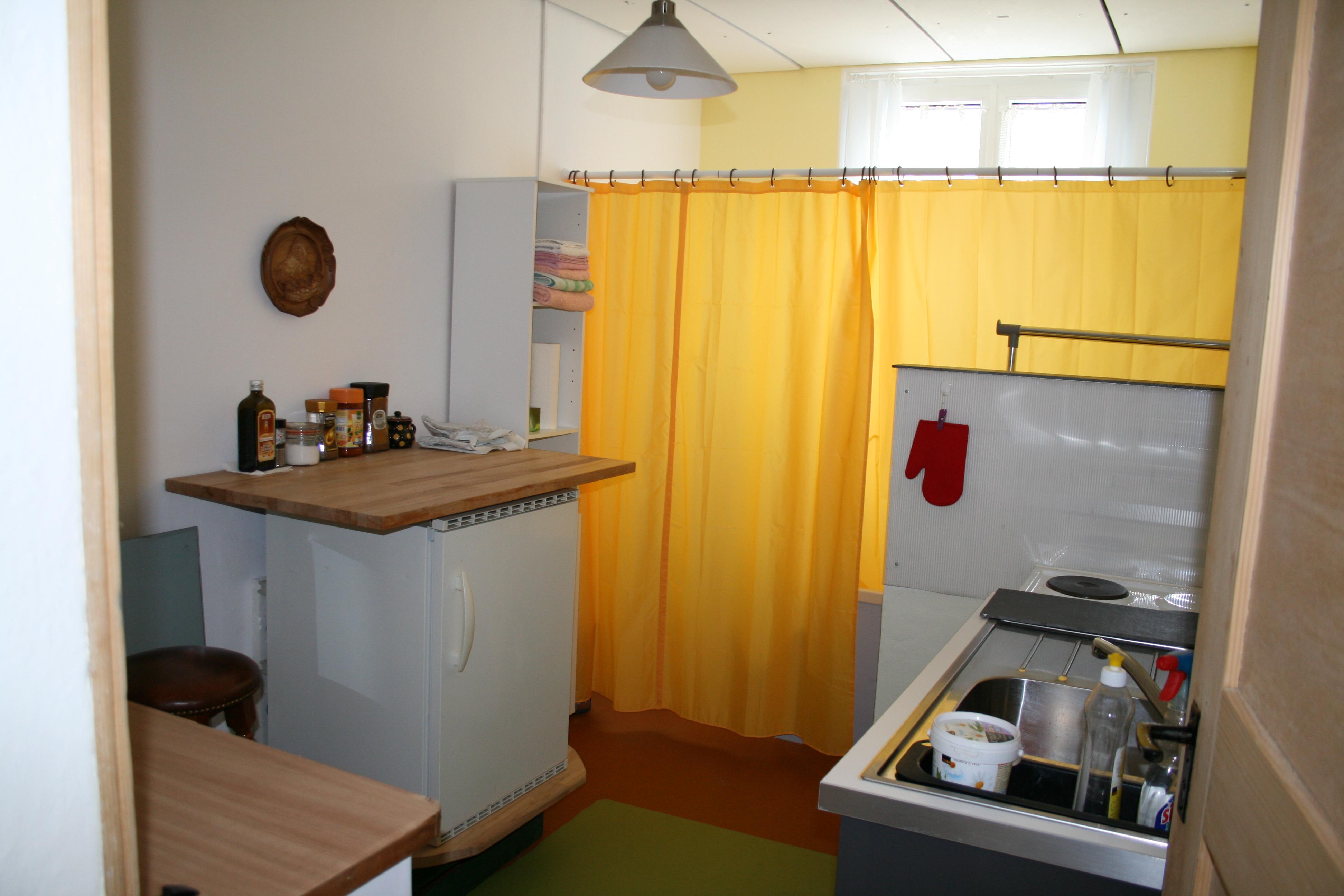 Appartement Zürich, Küche